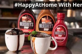 HappyAtHome With Hershey