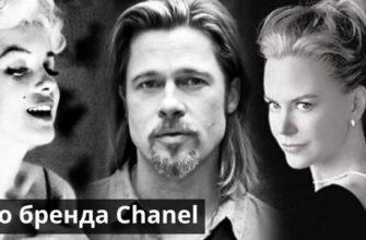 Рекламная кампания Chanel №5